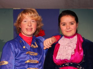 Dandini and Buttons