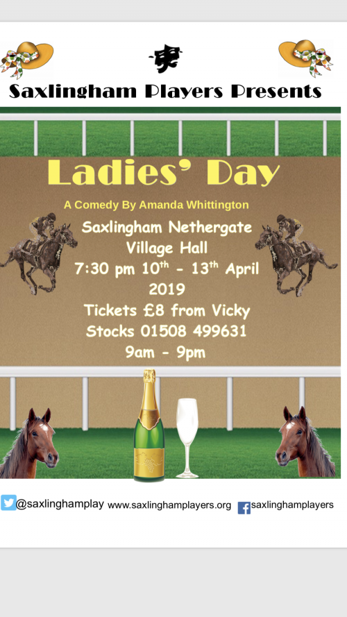 poster ladies' day
